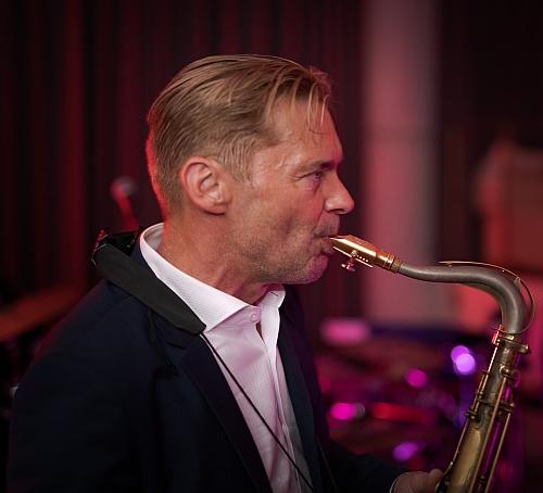 Duo mit Saxophonist & Klavier