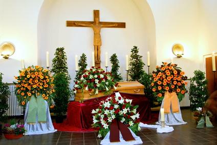 Musik und Musiker für Trauerfeier - Beerdigung
